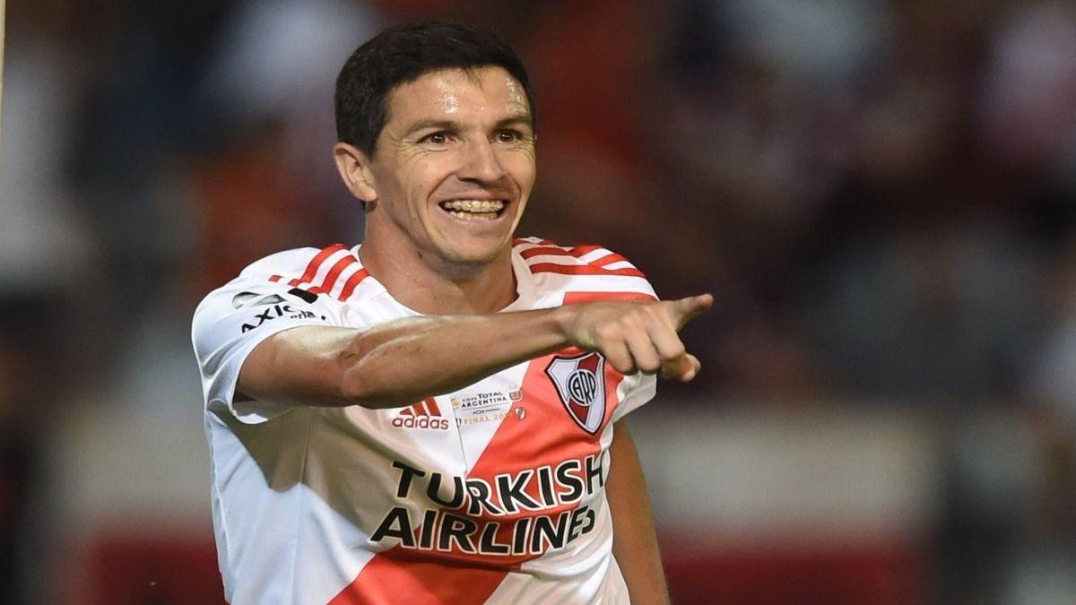 El jugador de River Plate Nacho Fernández se va a la liga brasilera