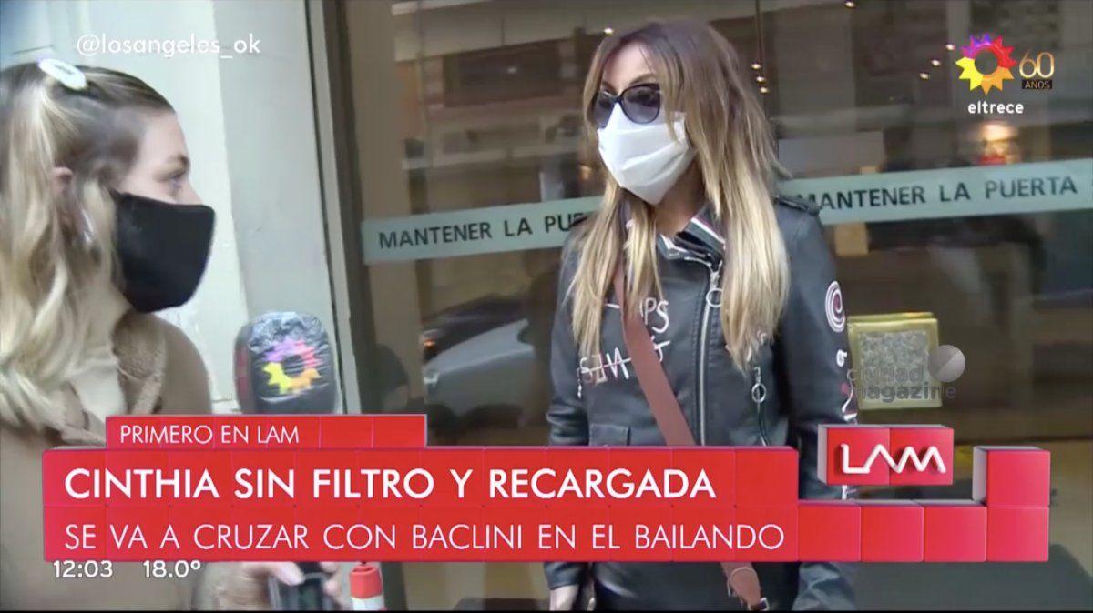 Marcela Tauro sobre la pelea con Jorge Rial