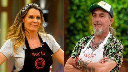 Rocío Marengo y el Mono de Kapanga vuelven a Masterchef Celebrity