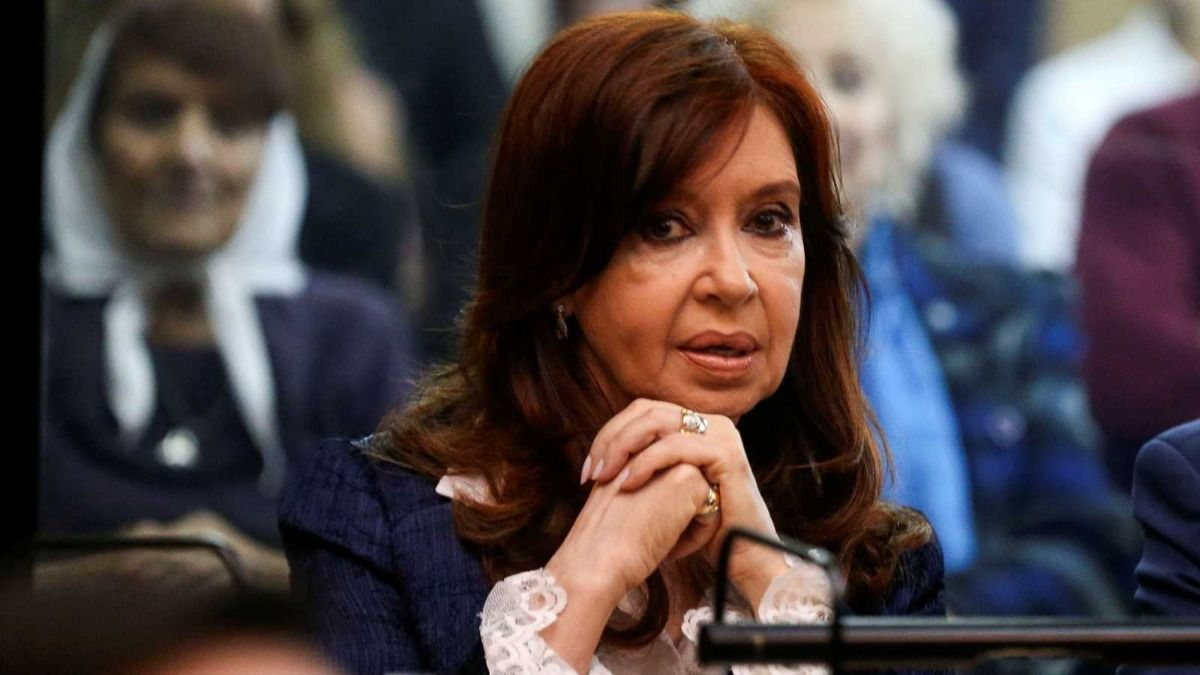Cristina Fernández fue muy dura con la gestión de la Corte Suprema