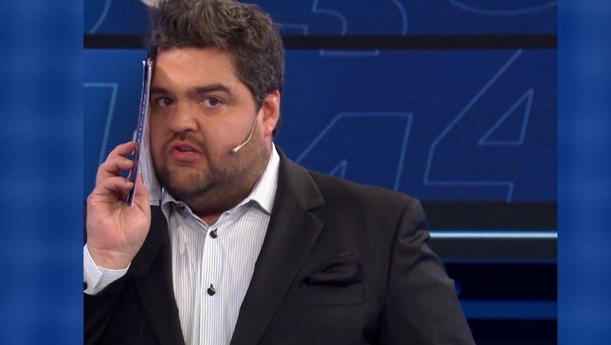Darío Barassi volvió a arremeter contra la producción de 100 Argentinos Dicen