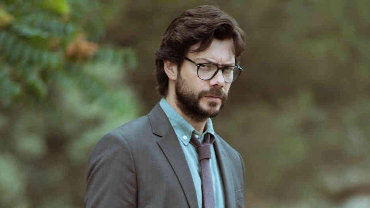 ¡Premiado! Álvaro Morte es galardonado por su papel de El Profesor