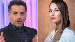 Ángel de Brito se refirió en una entrevista al conflicto entre las panelistas de LAM y la modelo Pampita