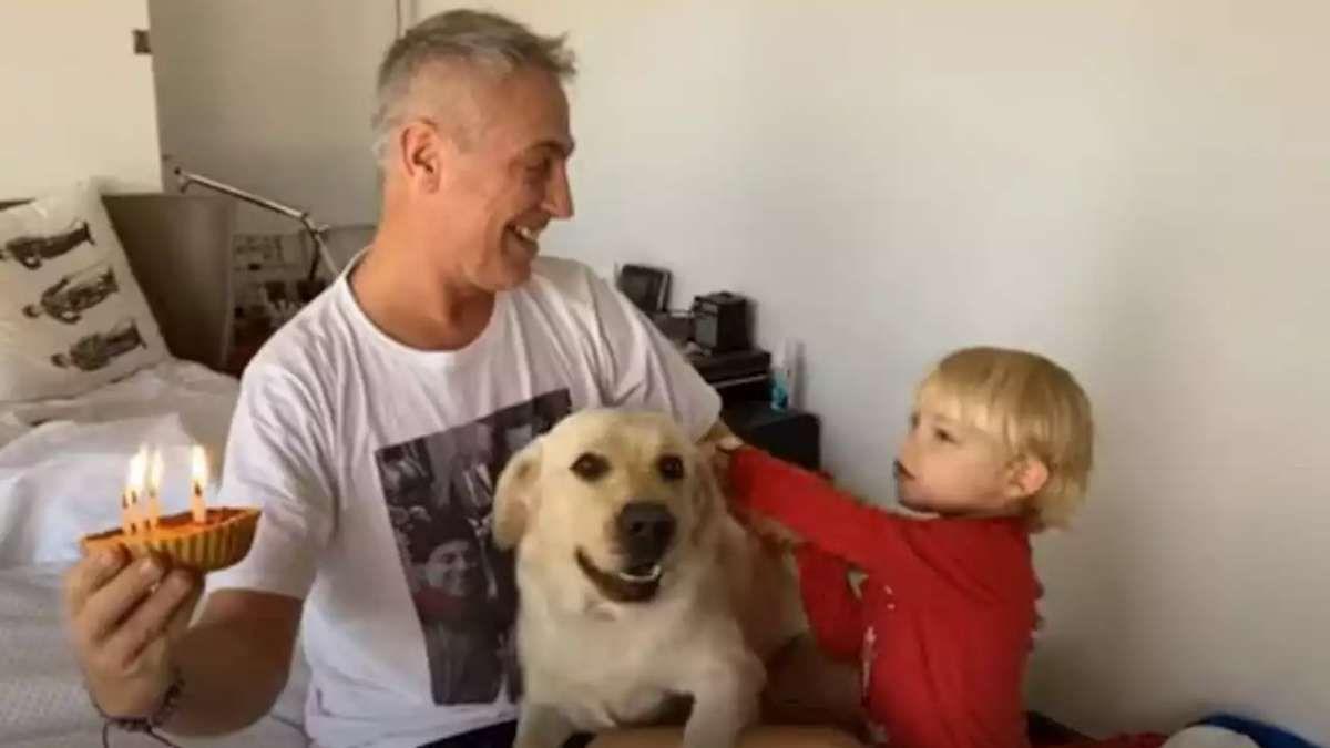 Marley y su íntimo festejo de cumpleaños con Mirko y Bailey