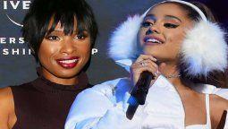 Ariana Grande, ¿en el especial navideño de Mariah Carey?