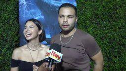 Ángela Aguilar presume de divertido video con su hermano Leonardo