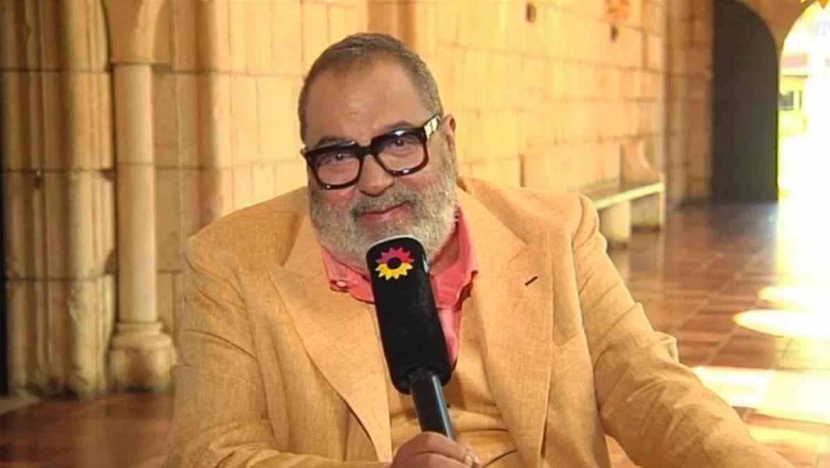 Jorge Lanata se vacunó en Miami