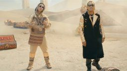 Ozuna estrena el video oficial de No se da cuenta junto a Daddy Yankee