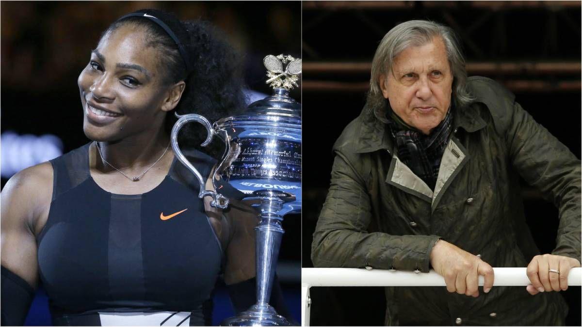 ¡Mucha polémica! Serena Williams y los comentarios racistas de Ilie Năstase