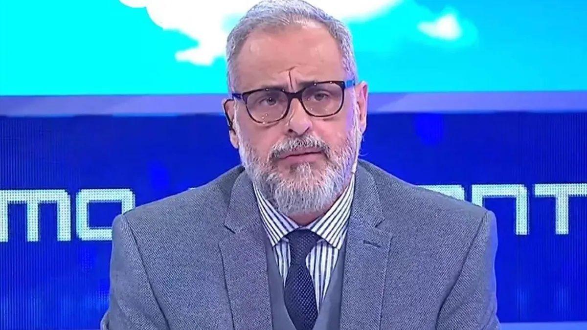 Jorge Rial se mostró en desacuerdo con Nicole Neumann acerca de cómo inició la pandemia