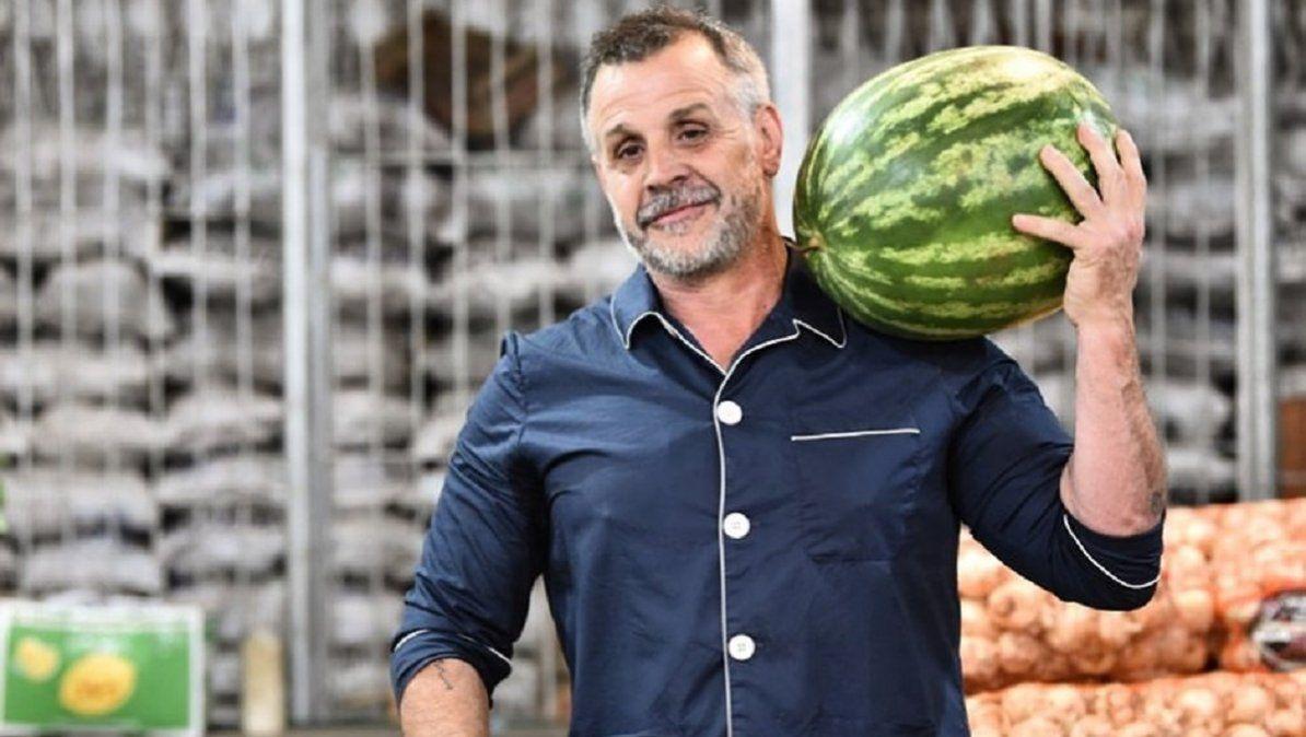 El regaño de Christian Petersen a un participante de El Gran Premio de la Cocina