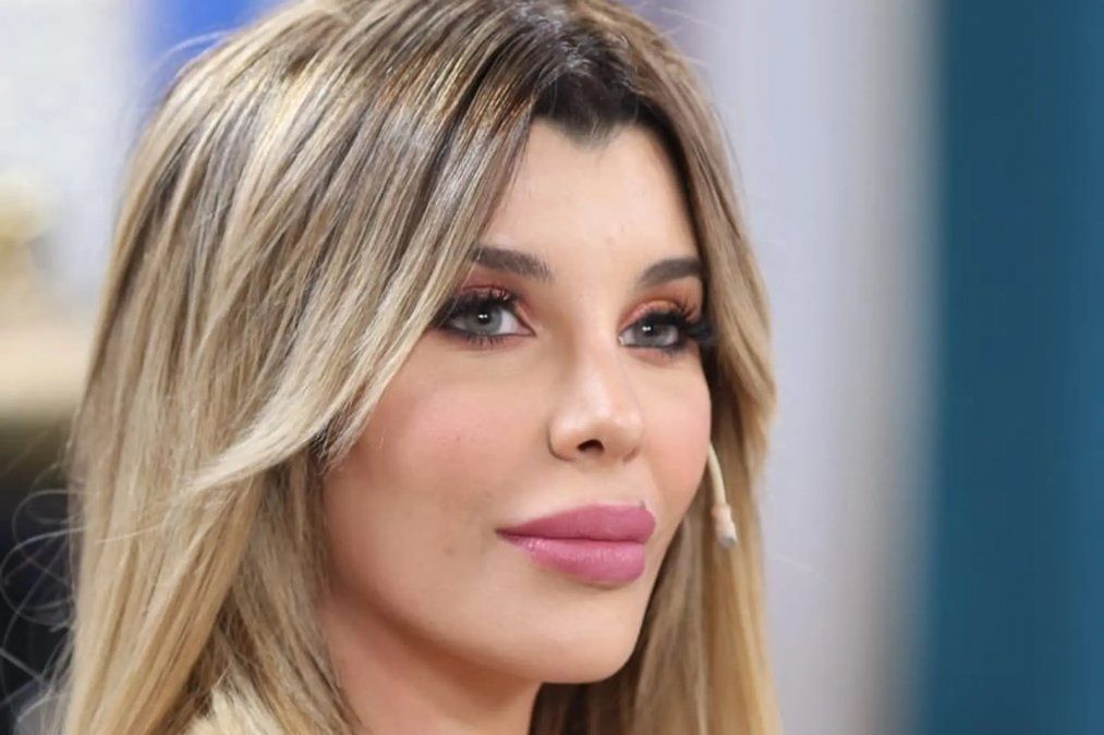 Charlotte Caniggia amada en redes sociales