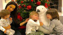 ¡Lista para Navidad! Pilar Rubio armará su arbolito con sus hijos