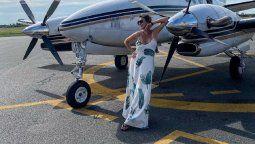 Celina Rucci muy reflexiva, luego de padecer leucemia