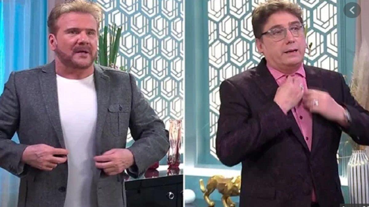 Joaquín Galán y Oscar Mediavilla hicieron una insólita revelación en Almorzando con Mirtha