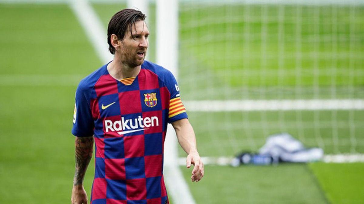 Para Ruggeri Lionel Messi no solo terminará su carrera futbolistica en El Barcelona