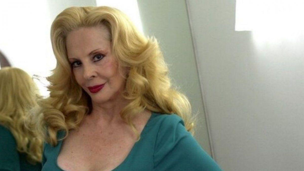 La actriz Libertad Leblanc falleció en su casa