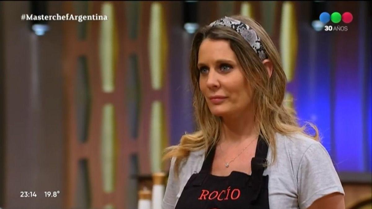 No me gusta la gente agrandada: Rocío Marengo contra Fede Bal en Masterchef Celebrity