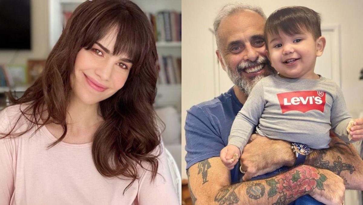 Romina Pereiro y su tierno saludo al hijo de More Rial