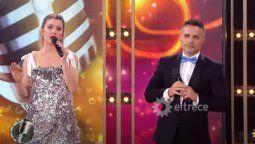 Laurita Fernández le hizo un llamado a Cabré en el Cantando