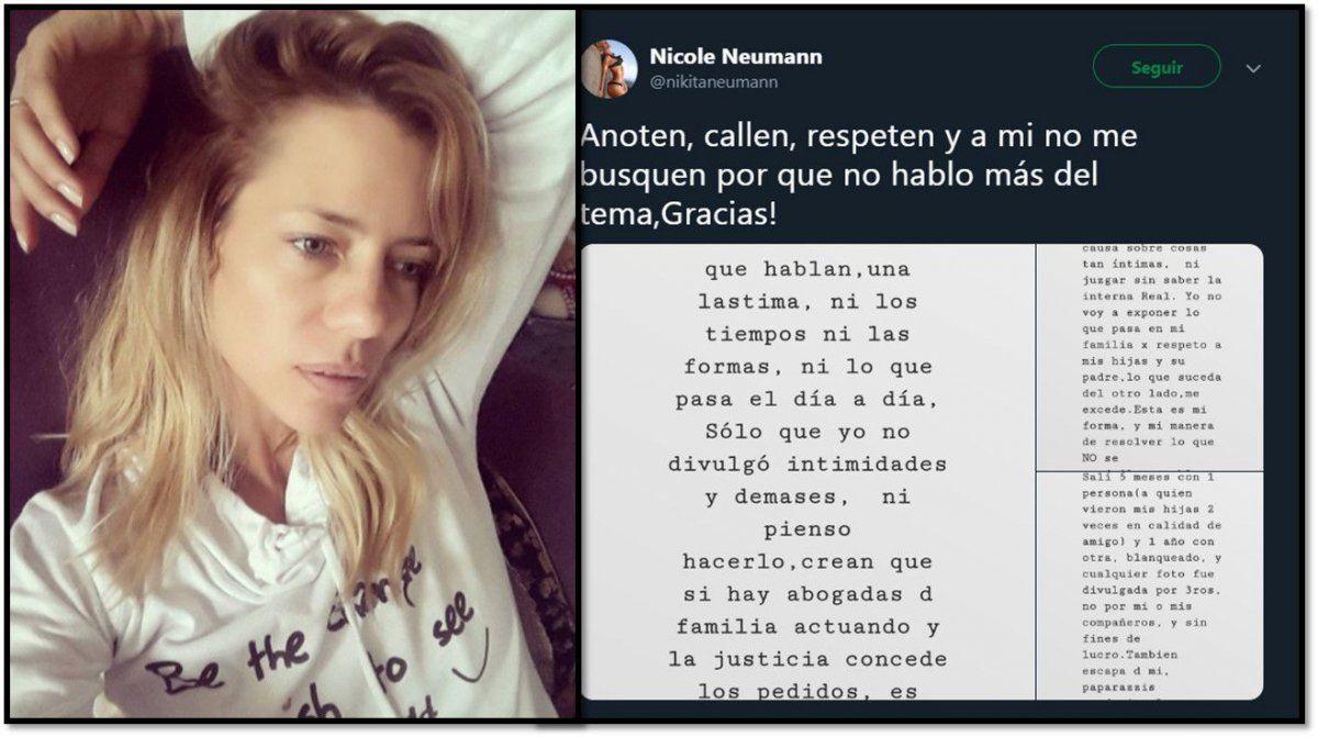 Se armó: Nicole Neumann vs Intrusos y los periodistas que hablan sin saber