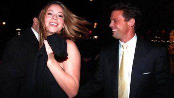 ¡Caliente! Luis Miguel y su picante conversación con Mariah Carey