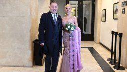 Evelyn Von Brocke habló de la reciente separación de Fabián Doman yMaria Laura de Lillo, quienes tuvieron un año de matrimonio