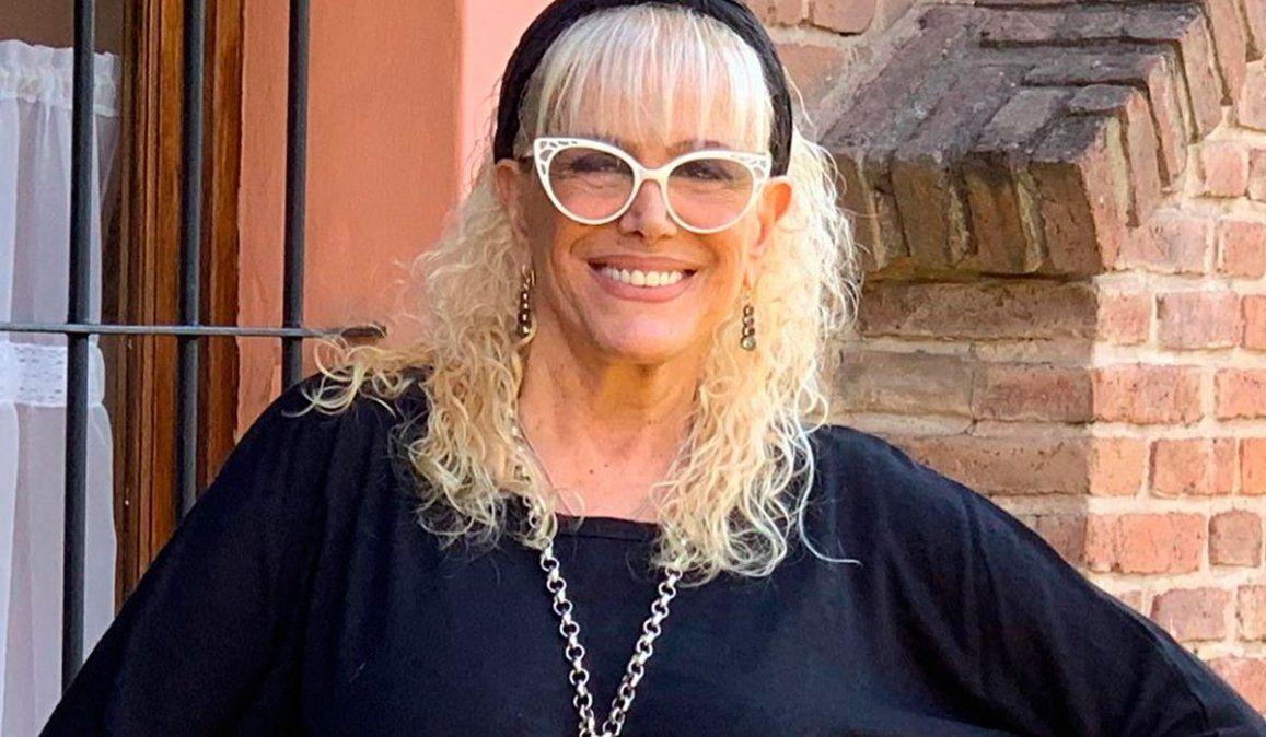 El verdadero motivo por el que Valeria Lynch se cambió el nombre después de 40 años de carrera