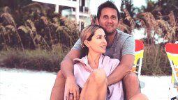 Juan Pablo Varsky y Lala Bruzoni esperan a una niña.