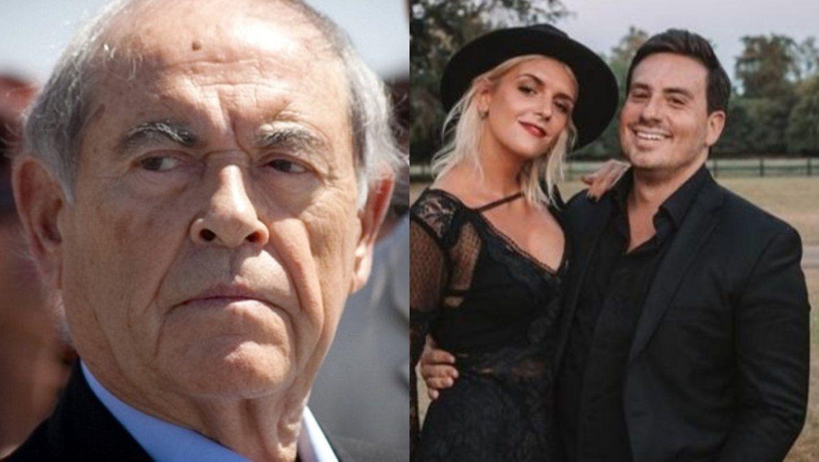 El abuelo de la novia de Fede Bal involucrado en el escándalo de vacunación VIP