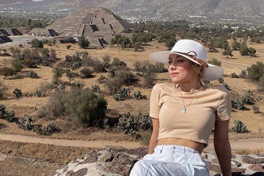 ¡Hubo lío! Ester Expósito fue de vacaciones a México y se armó la grande