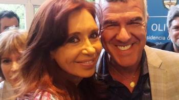 Dady Brieva apoyo a Cristina