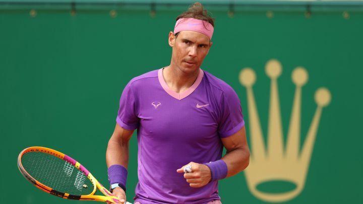 ¡Sin despeinarse! Rafa Nadal debutó tranquilo en Montecarlo