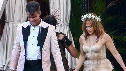 ¡Con otro hombre! Jennifer Lopez ya fue vista en otros brazos