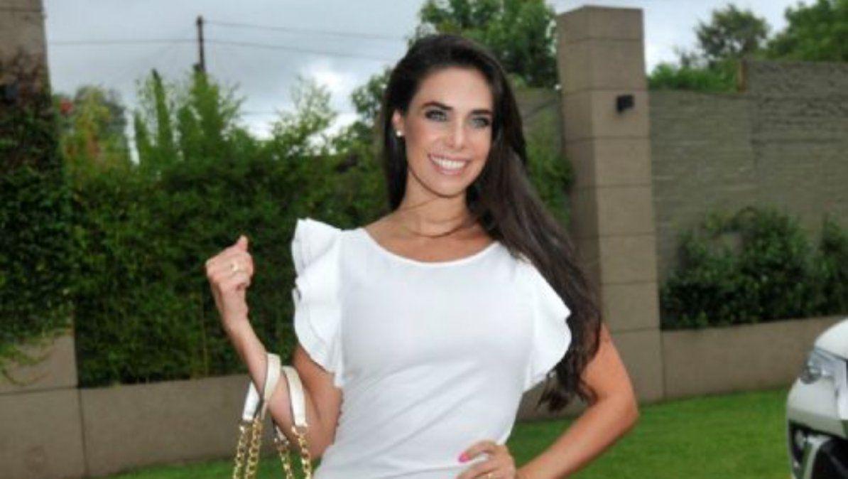 Sabrina Ravelli confirmó que está embarazada
