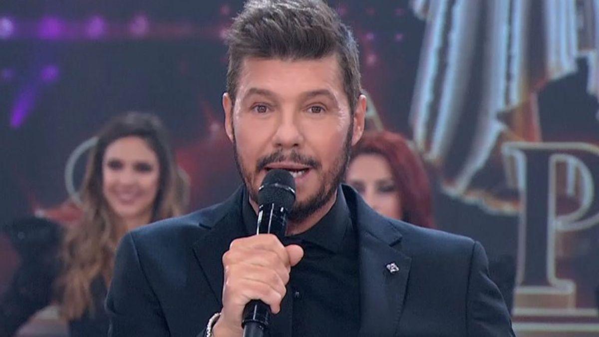 Me encantó: Marcelo Tinelli elogió a Esmeralda Mitre en el Cantando