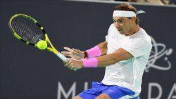 Rafa Nadal se une a importante campaña y subasta una raqueta