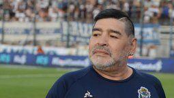 Hace un año Magalí Gil aseguró que era la hija número 6 de Diego Maradona