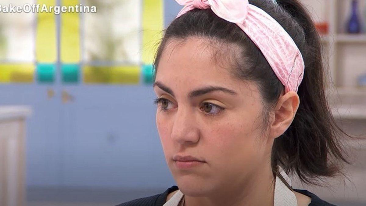 Samanta reveló un secreto sobre otra participante de Bake Off