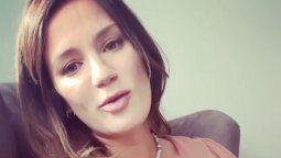 Paula Chaves hizo una consulta acerca de la salud de su hija Filipa en las redes sociales