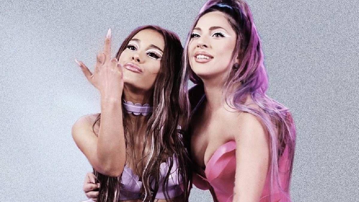 Fortnite podría celebrar un concierto con Ariana Grande y Lady Gaga