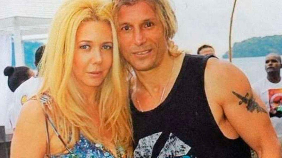 Claudio Caniggia llevará a la Justicia a Mariana Nannis