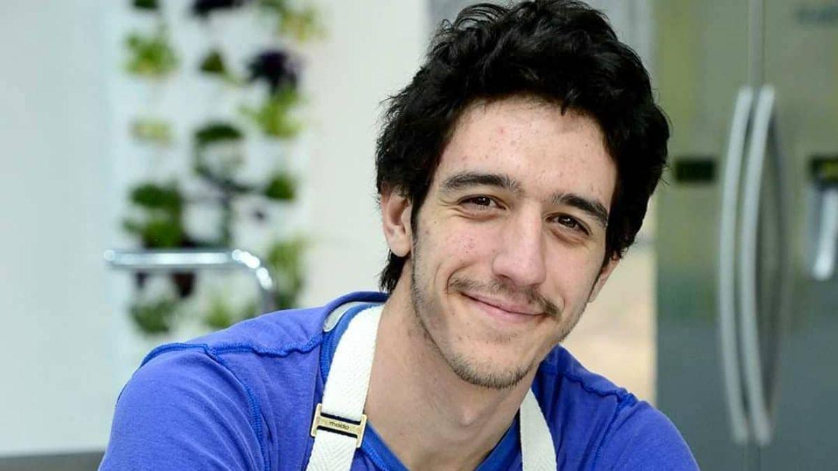 Marcos Perrén dejó al descubierto los secretos de Bake off