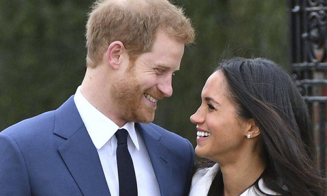 El Príncipe Harry encantó a Meghan Markle en una cita a ciegas