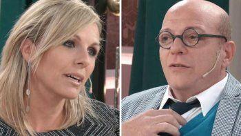 La conductora de El Nueve, Denise Dumas reveló al aire la triste noticia de que su suegro, el padre de Campi falleció.