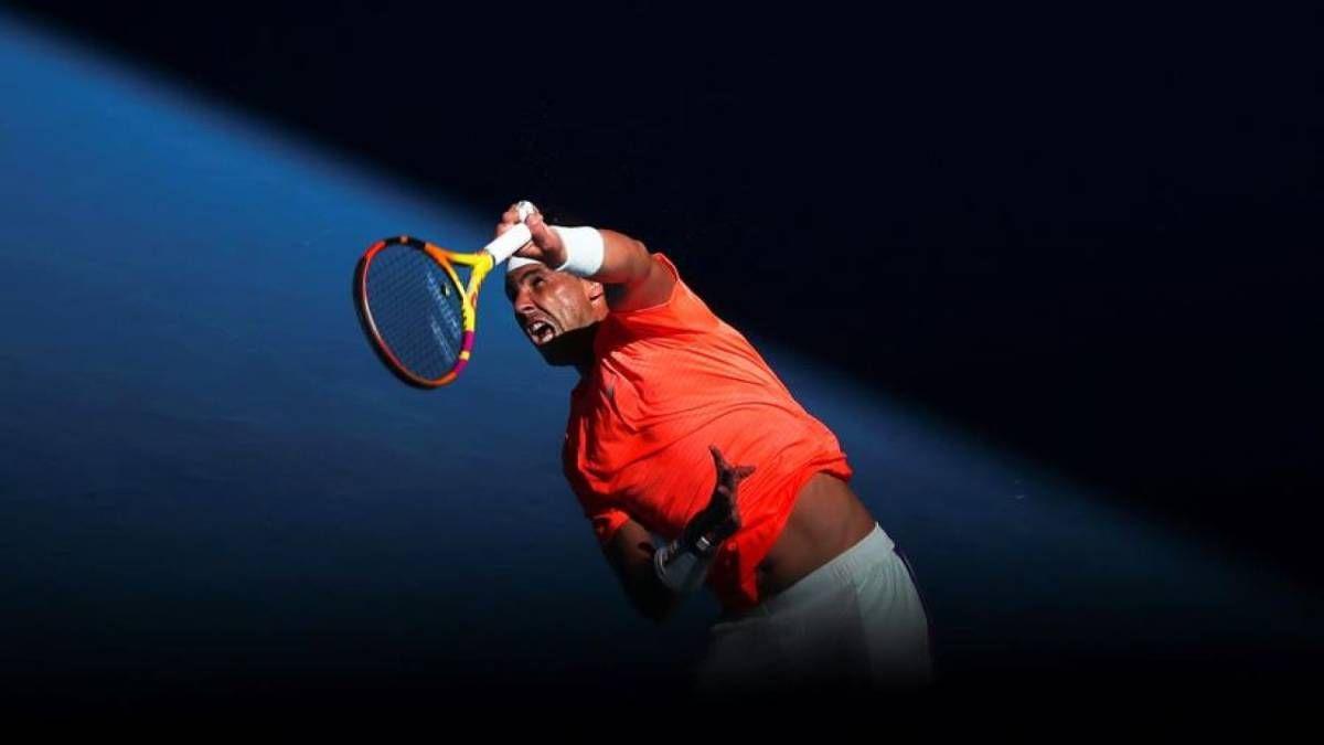¡Y ganó! Rafa Nadal debutó con victoria en Australia
