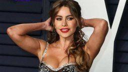 ¡En bikini! Sofía Vergara impactó con dos fotos calientes