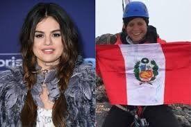 ¡A la cima! Selena Gomez interpretará a una montañista peruana