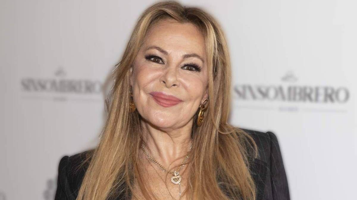 ¡De revista! Ana Obregón es la portada de Vanity Fair