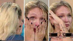 Barbie Vélez lloró al presentar un diseño en Corte y confección